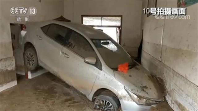 广西6市37县出现洪涝!超50万人受灾 因灾死亡12人