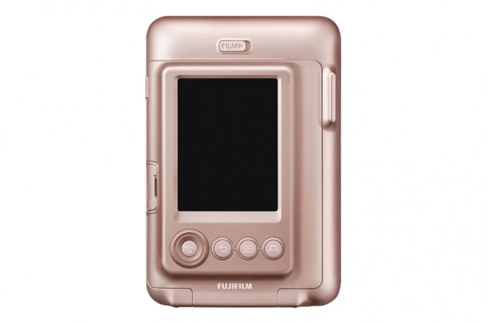 富士发布instax mini LiPlay拍立得相机