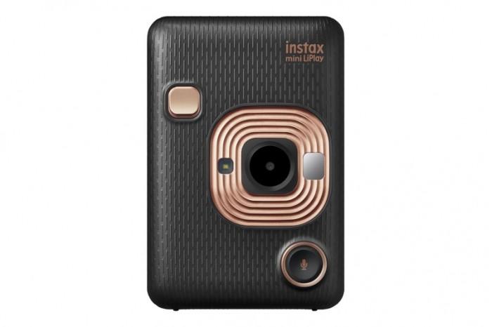 富士發布instax mini LiPlay拍立得相機