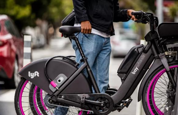 Lyft重命名其自行车租赁服务 推出新款电动自行车