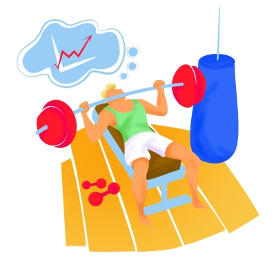 长期吃增肌蛋白粉 不利于身体健康