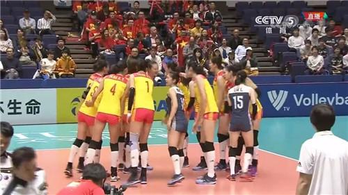 中国女排3-0横扫土耳其队 豪取世联赛九连胜