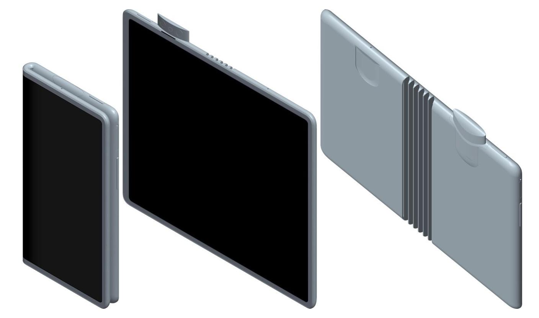 OPPO折叠屏手机专利曝光 采用前置弹出式相机