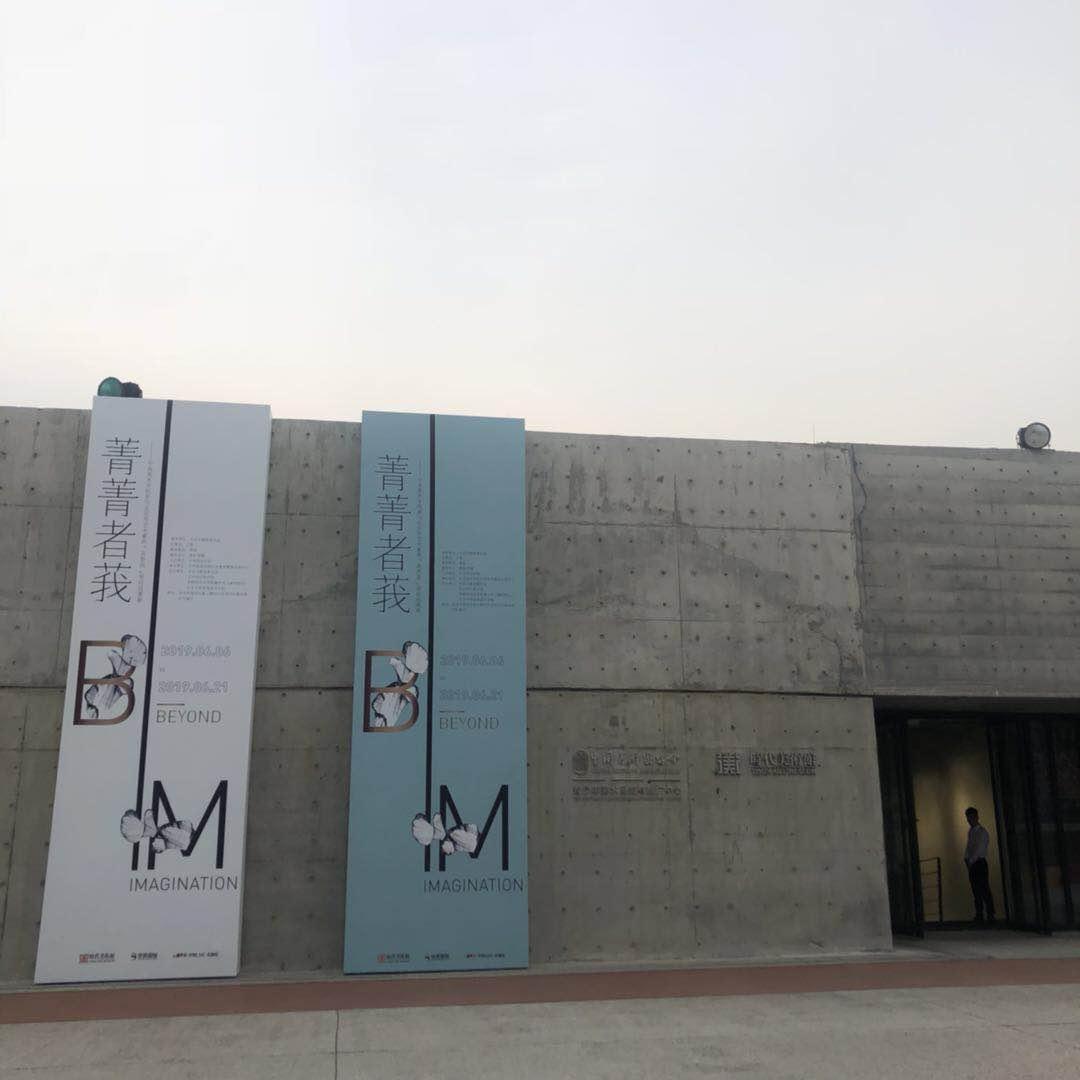 菁菁者莪——中央美术学院参与北京市艺术素养教育成果展举行