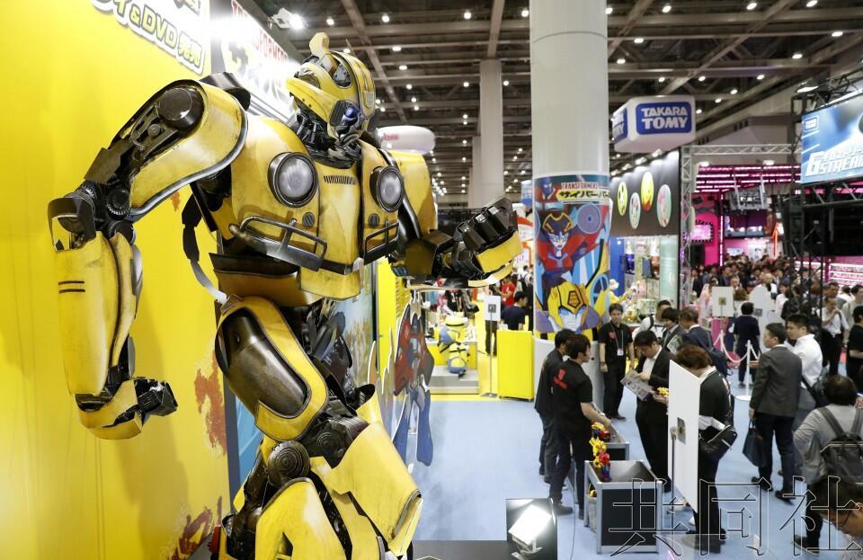 2019年东京玩具展开幕 各厂商推出经典升级款