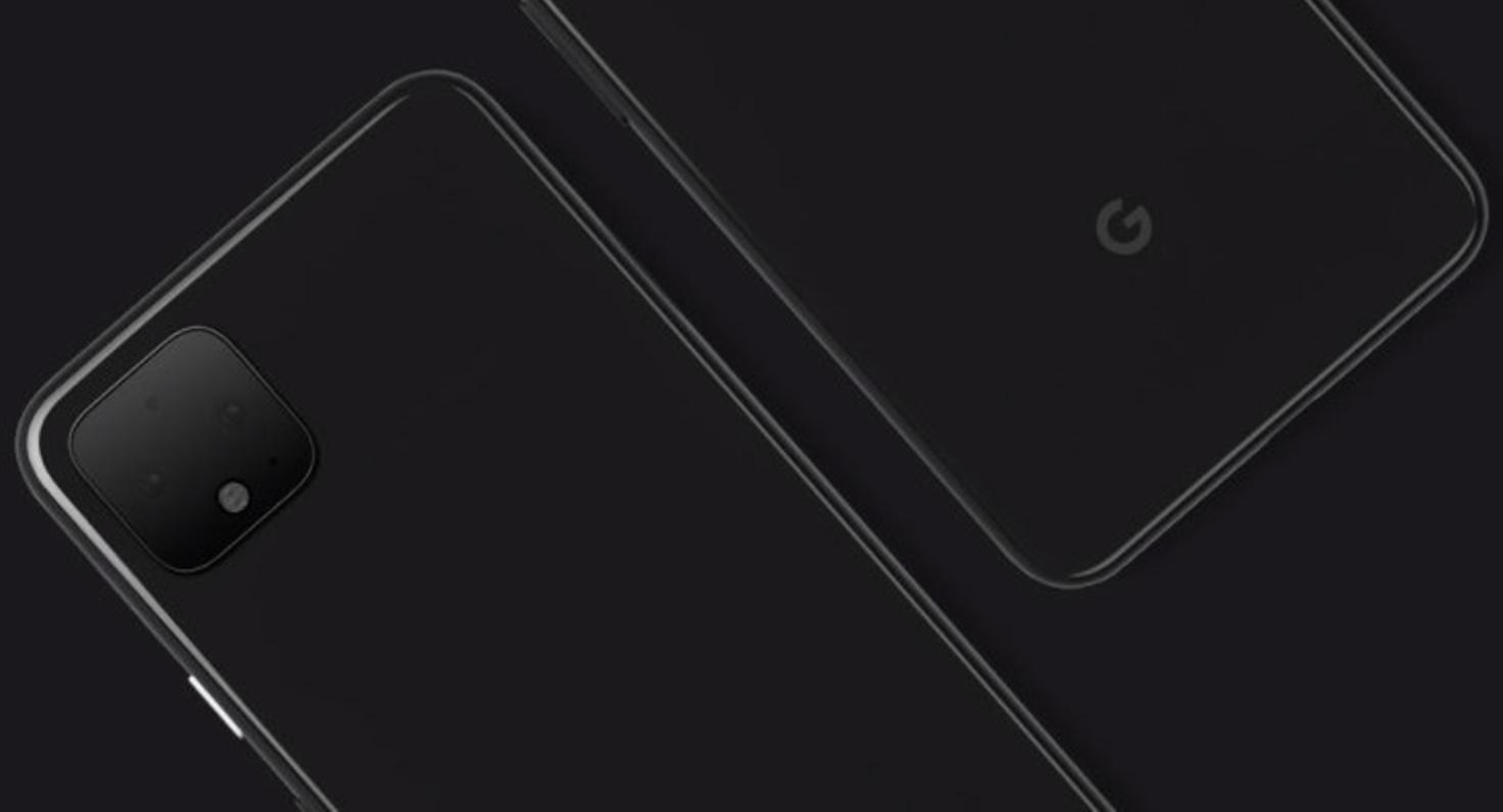 谷歌推文Pixel 4设计图:确认搭载双后置摄像头