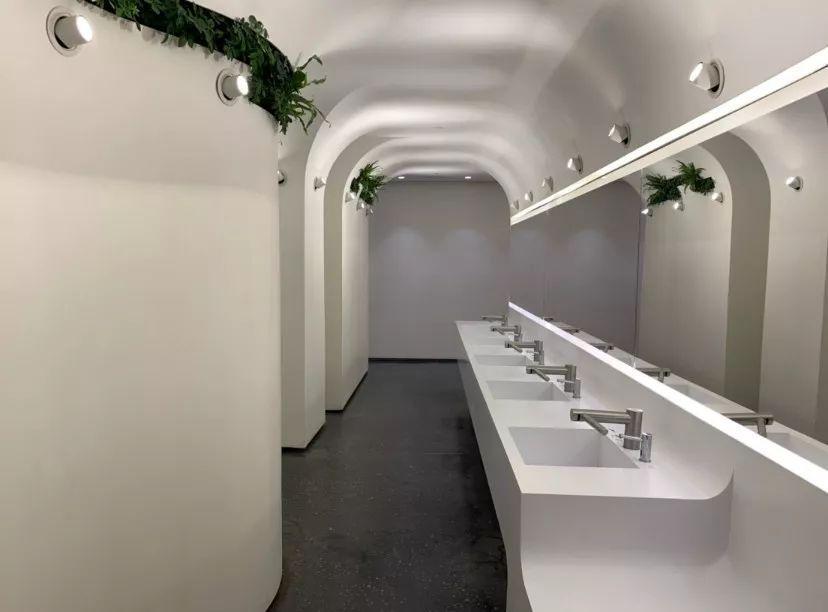 广州这些洗手间也太好看了,网红都喜欢来这拍照打卡