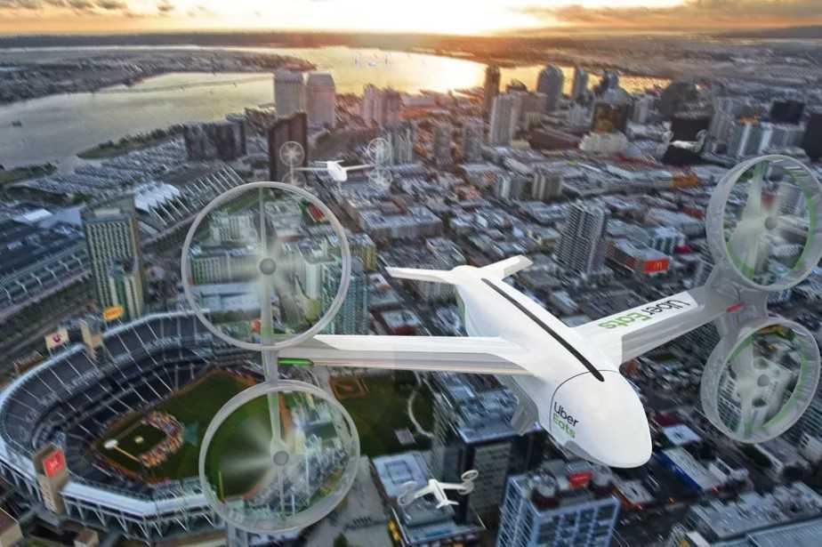 Uber今夏将在圣地亚哥开始使用无人机送餐