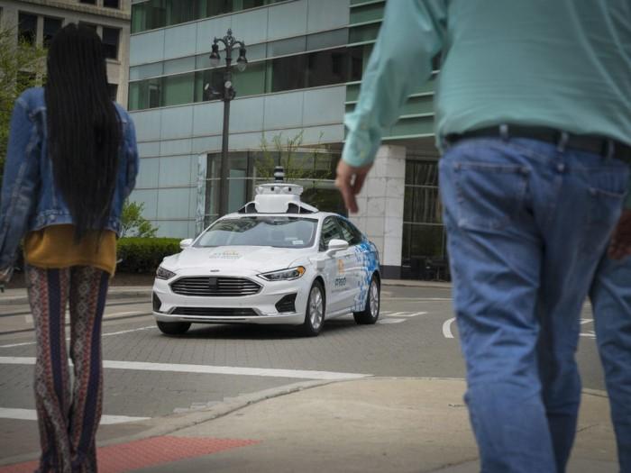 福特将在底特律测试全新第三代自动驾驶汽车