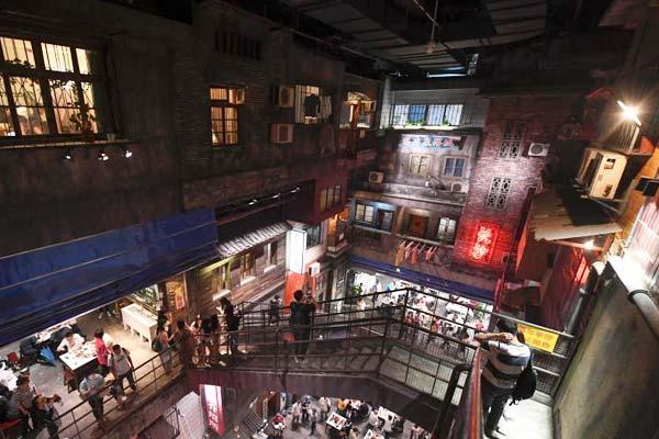 长沙网红怀旧主题餐馆都市受热捧