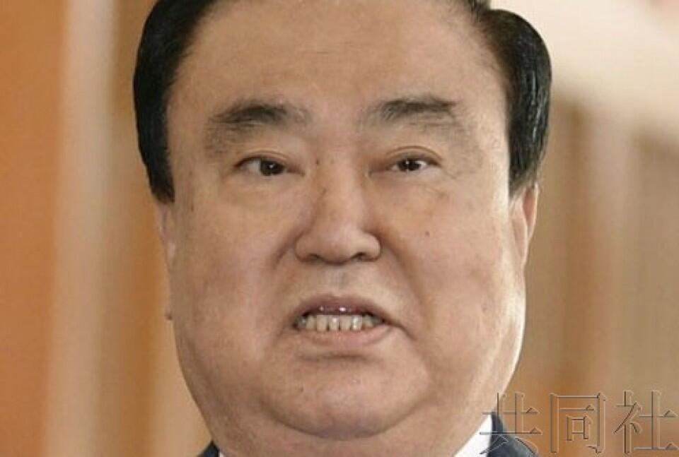 韩国国会议长会见鸠山由纪夫,就谈及日本天皇言论道歉