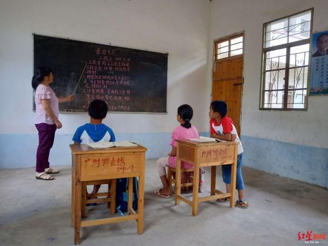 """广东河源:为三个孩子""""定制""""一个学校"""