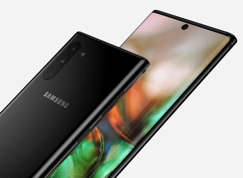 三星Galaxy Note 10爆料 欲赢得消费者还需创新