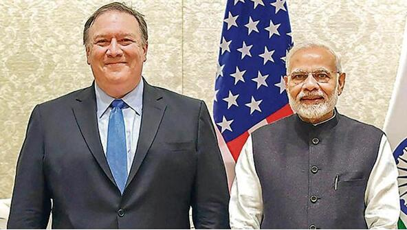 """访印前,蓬佩奥证实:美国愿向印度卖""""萨德"""""""