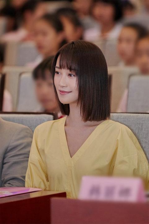 藍盈瑩被授予春蕾計劃青春期教育項目愛心大使
