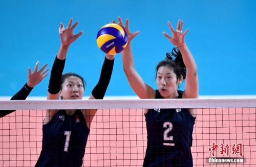 中国女排脆败美国无缘十连胜 技不如人还是另有原因?