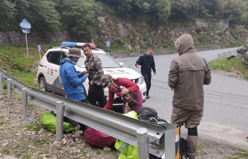 7名驴友违规穿越四川卧龙保护区1人死亡 网上仍有人组织违规穿越