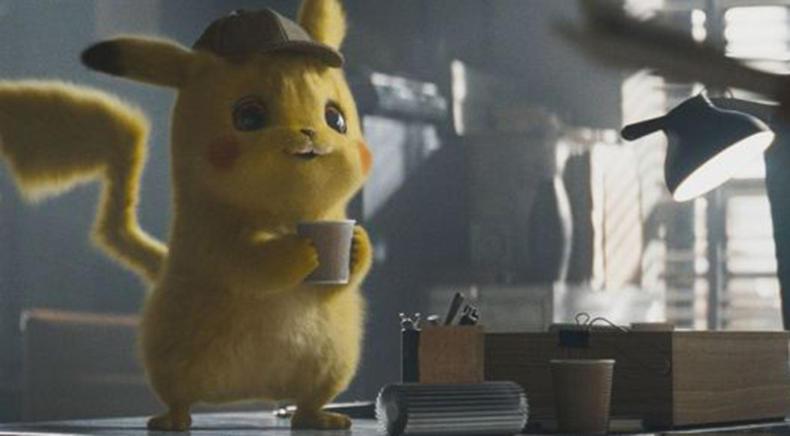《大侦探皮卡丘》成史上票房最高游改电影