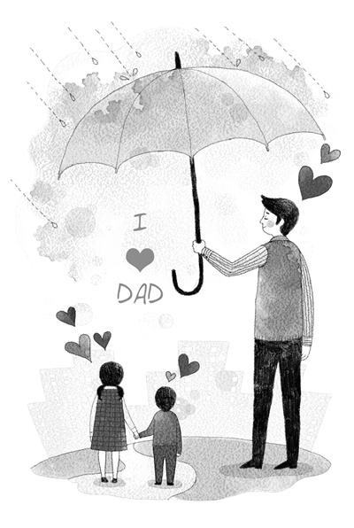 """想当爸爸不容易! """"小蝌蚪""""要保护好"""