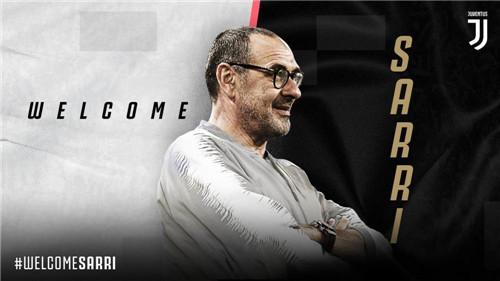 回归意甲!尤文图斯宣布萨里成为球队新主帅