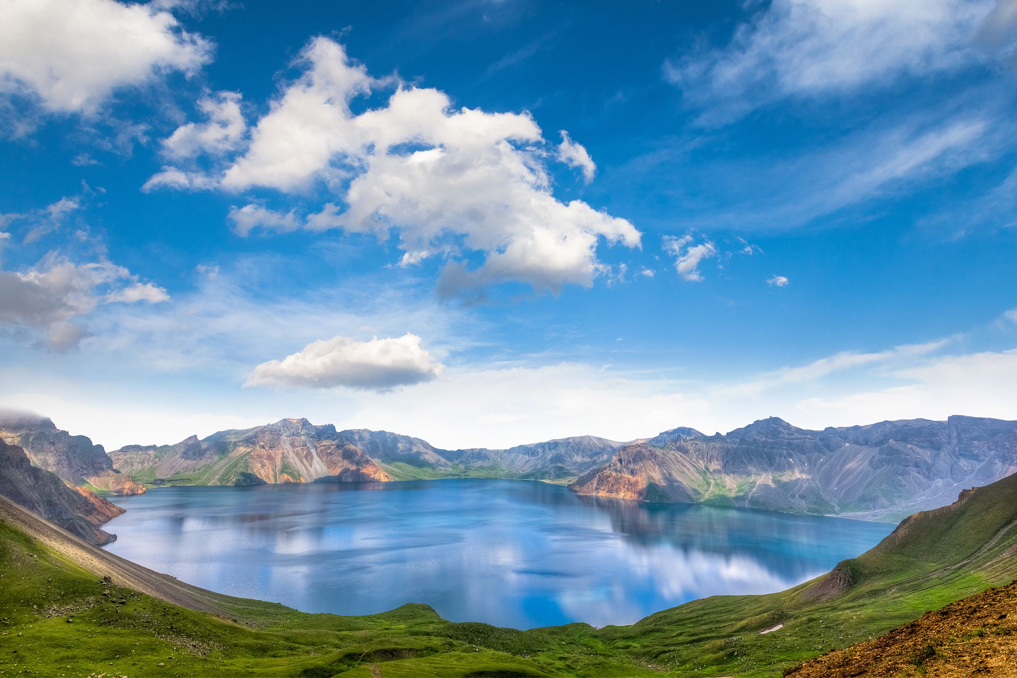 环游 | 长白山景区迎来旅游旺季