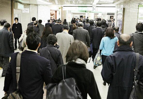 东京大学调查团队发现日本职场管理层死亡率反