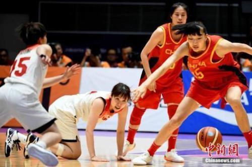 WNBA山猫遭遇四连败 邵婷连续第7场未能登场