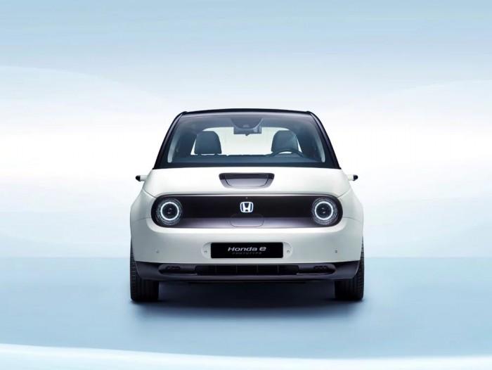 Honda e纯电汽车细节公布:行驶里程200公里