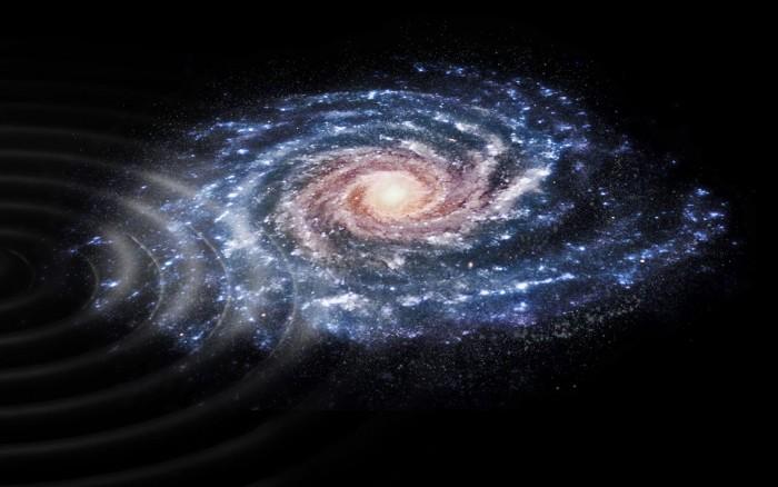 """研究:银河系仍在经受着""""幽灵星系""""带来的影响"""