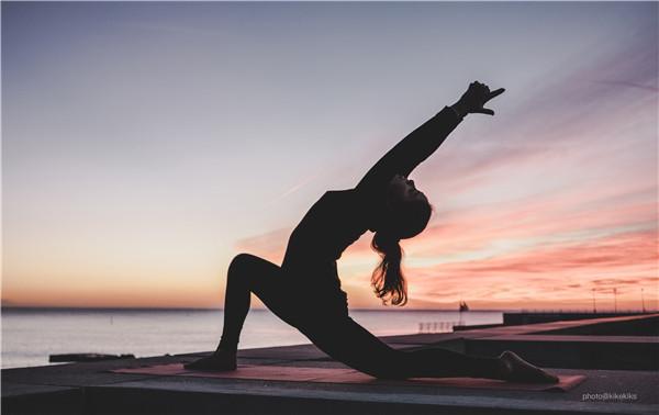 2019瑜伽——轻松炽烈布朗红
