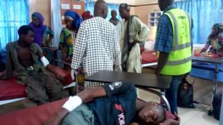 尼日利亚发生自杀式炸弹袭击,已致30死40伤