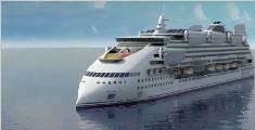 世界上最环保的豪华邮轮