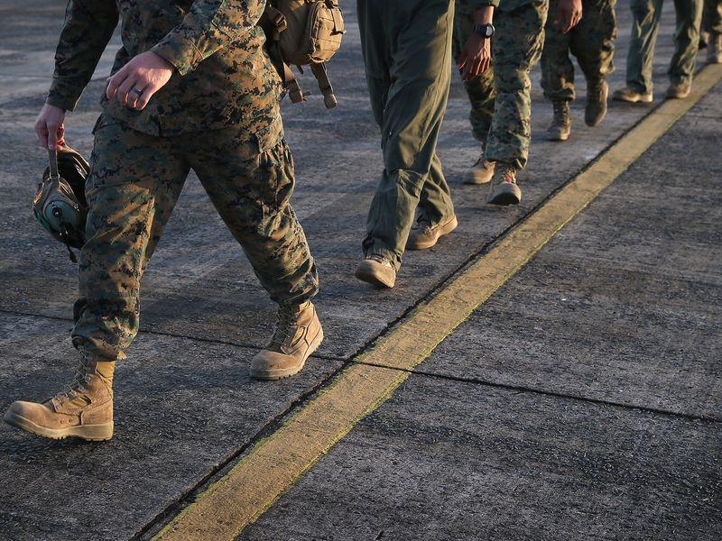 突发!美国五角大楼批准向中东增派1000名士兵