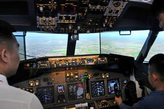 大飞机、高铁、模拟驾驶现身哈洽会