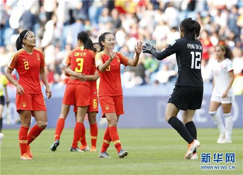 中国女足晋级成就21岁门神 彭诗梦筑起最后防线