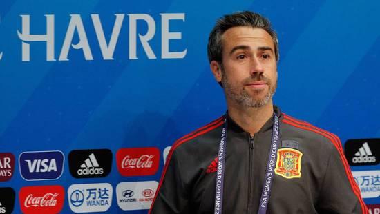 西班牙女足主帅:球队展现出极强竞争力