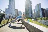 减肥不能只靠跑步 还需健康的饮食和生活习惯