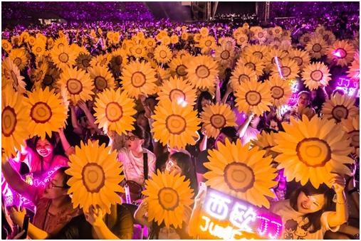 "JJ林俊杰""圣所2.0""世界巡回演唱会空降合肥"