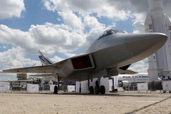 土耳其首次公开国产五代机 乍一看还以为是F-22