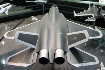 歼31抢眼!中国多款外贸战机亮相巴黎航展
