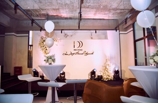 IRIS DONG品牌升级发布会,创始人董董回归重新点燃设计梦想