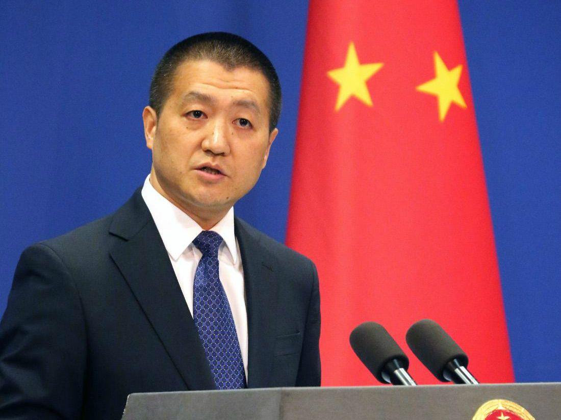 外交部:两党两国历代领导人密切交往,是中朝关系传统