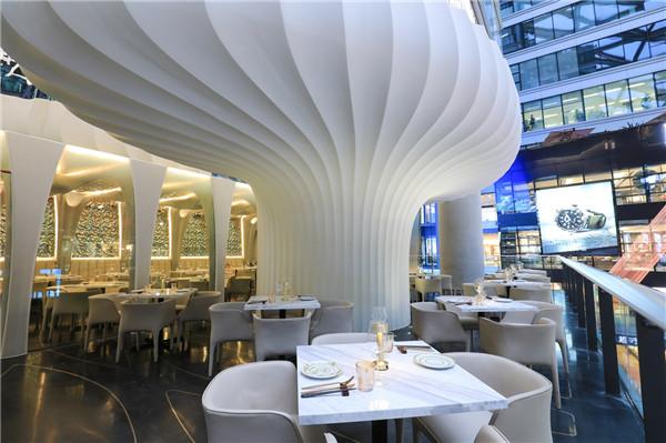 年度值得您期待的惊喜地中海餐厅CASA TALIA亮相侨福芳草地