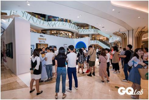 GQ实验室「挺好的」展落地武汉 引爆本地网红打卡风潮