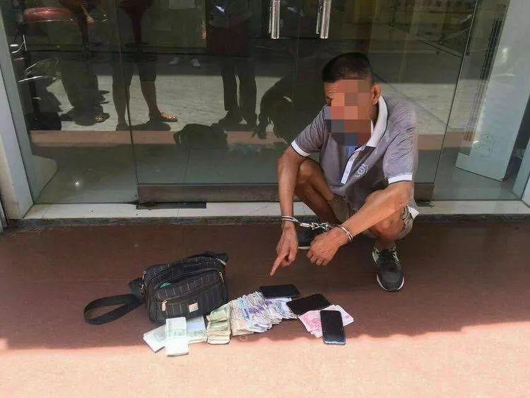 给力!一70岁卖水果老人钱袋被盗,警方4小时破案