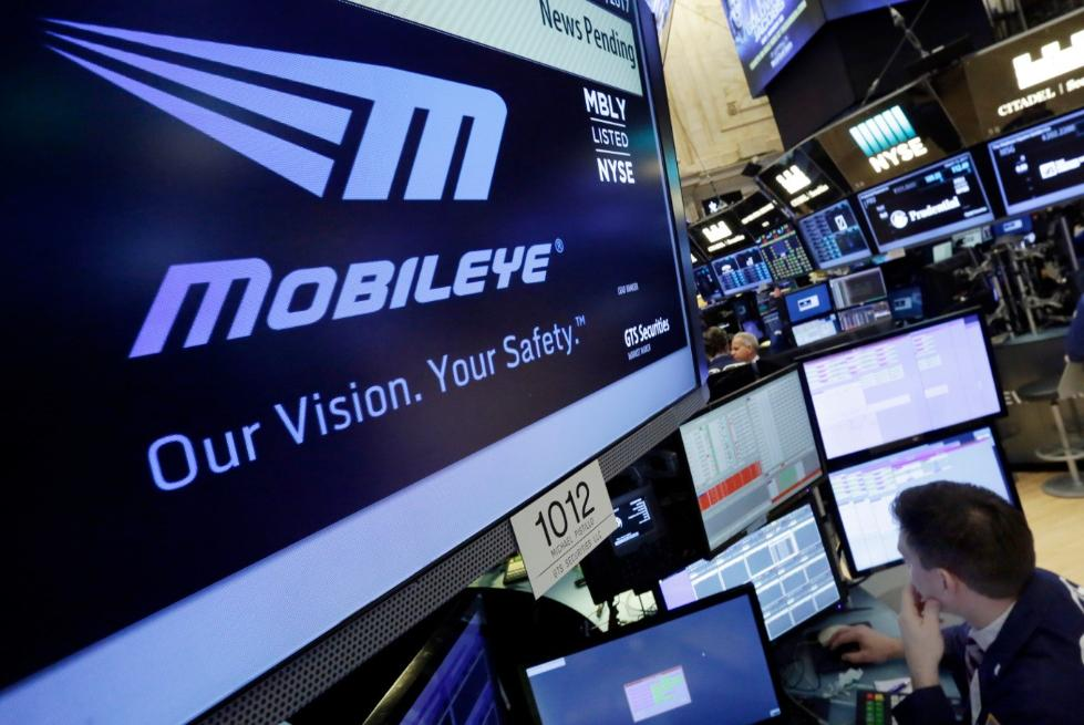英特尔子公司Mobileye明年或试点自动驾驶出租车