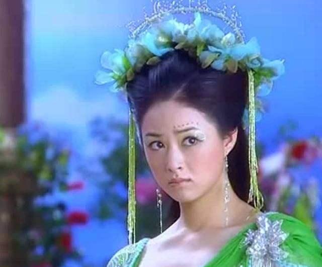 李沁演公主,林心如演公主,蒋欣演公主,全都不及她惊艳众人