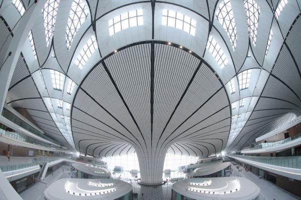 北京大兴国际机场航站楼工程进入竣工倒计时