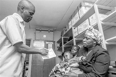 美药企向非洲投放抗疟疫苗引争议