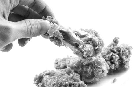 女性常吃油炸食物死亡风险增加13%